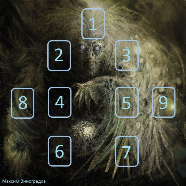 Магические расклады Aa36