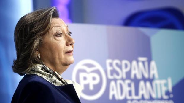 [PP] La eurodiputada, Mª del Carmen Rudi, inicia conversaciones para su candidatura al liderazgo del Partido Popular Europeo 110