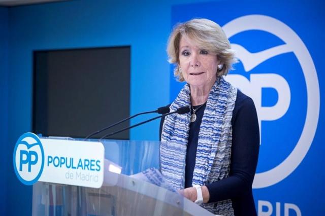 [PP][RdP] Rueda de prensa de Teresa Aguirre tras el mensaje del Rey y los hechos acaecidos en las últimas horas. Defaul10