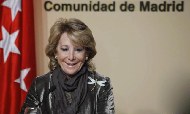 [CM] Teresa Aguirre nueva consejera de Políticas Sociales y Familia de la Comunidad de Madrid Espera13