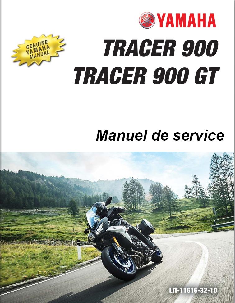 Manuel Entretien Online Tracer 900 GT - Page 2 Garde10