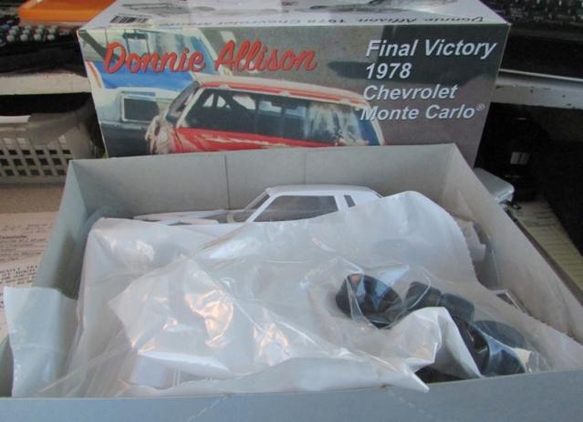 1978 Monte Carlo Nascar Hawain Tropic de Donnie Allison Salvinos Jr 00518
