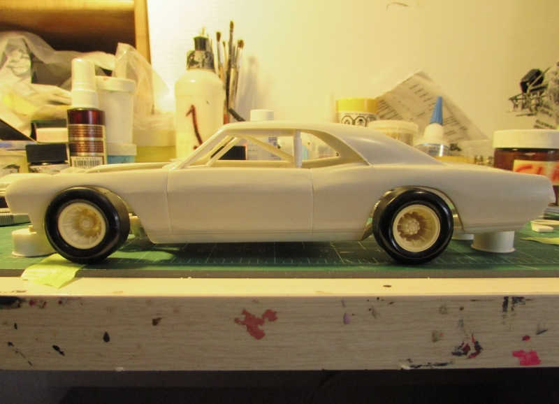 1966 Buick Skylark LMS! Un nouveau projet! 01812