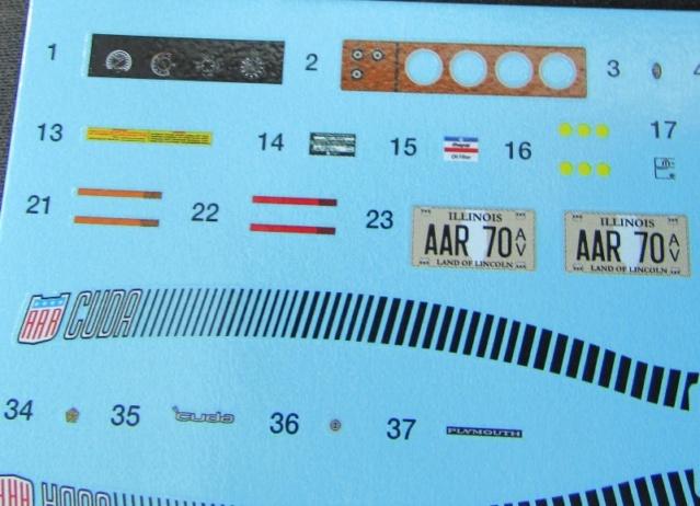 Revue du kit de la Barracuda AAR 1970 !  05011