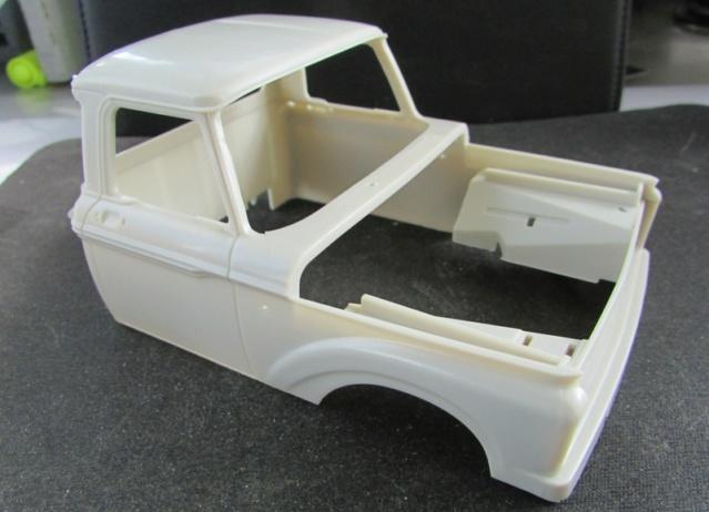 Moebius, 1966 Ford F100 Flareside! 06011