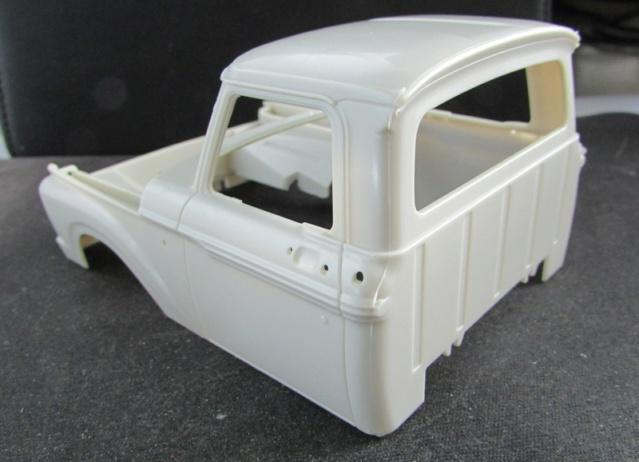 Moebius, 1966 Ford F100 Flareside! 06210