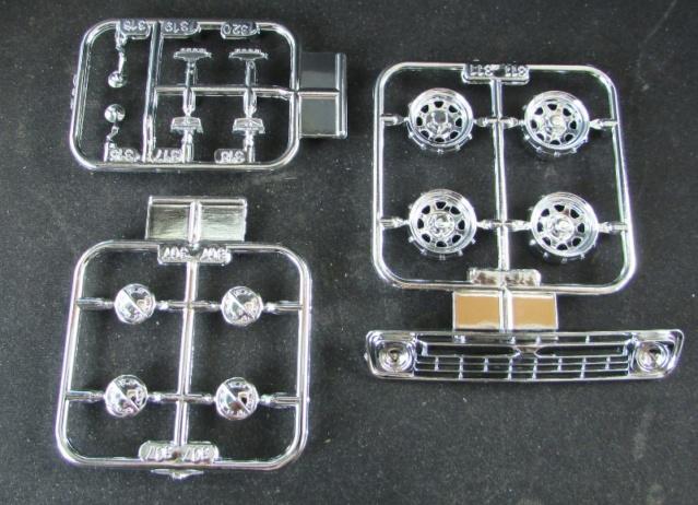Moebius, 1966 Ford F100 Flareside! 10810