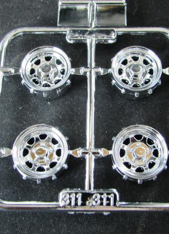 Moebius, 1966 Ford F100 Flareside! 11010