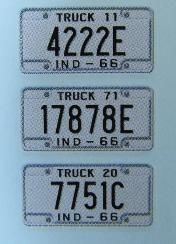 Moebius, 1966 Ford F100 Flareside! 12010