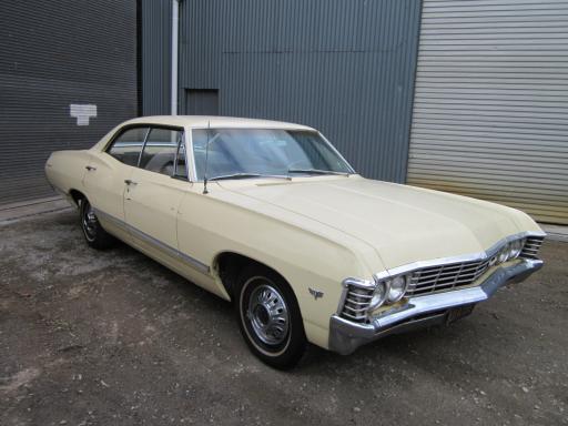 1967 Impala 4 portes «Super Natural» 18ea0610