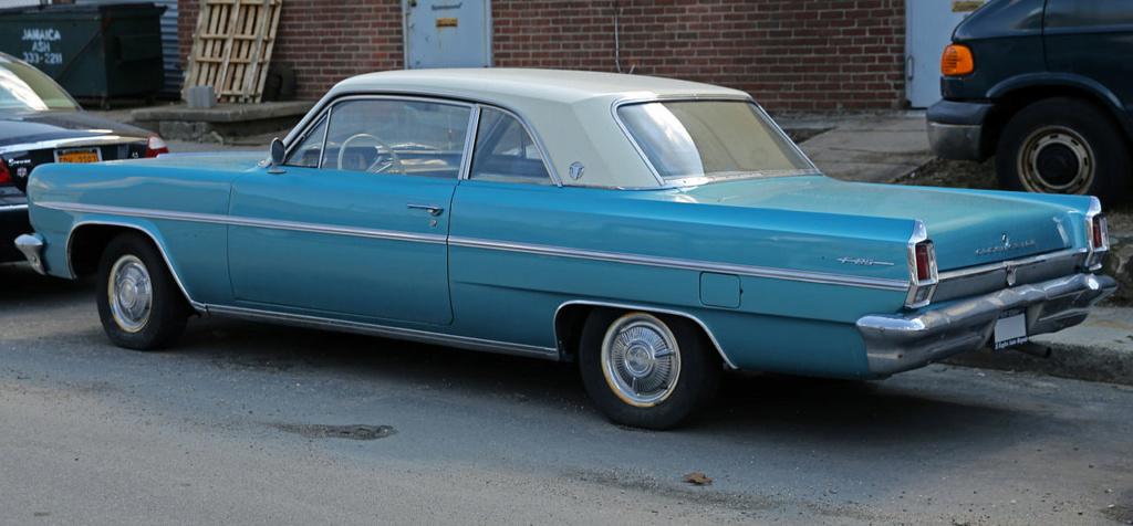 1964 Oldsmobile F85 Cutlass décapotalbe de AMT!  1963_o10