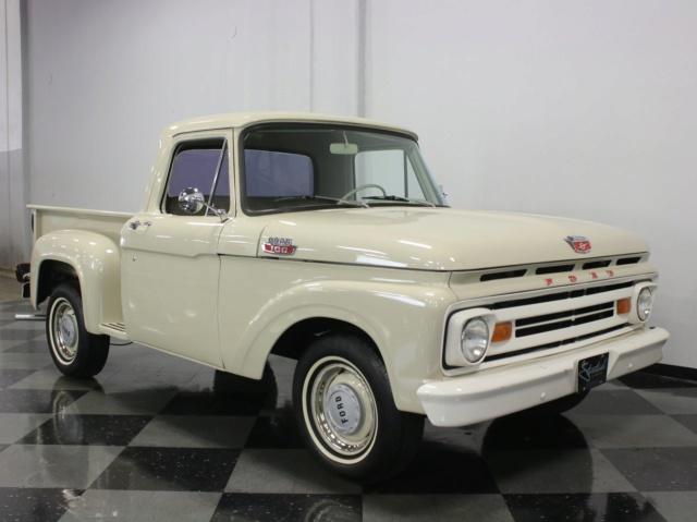 Moebius, 1966 Ford F100 Flareside! 1964-f10