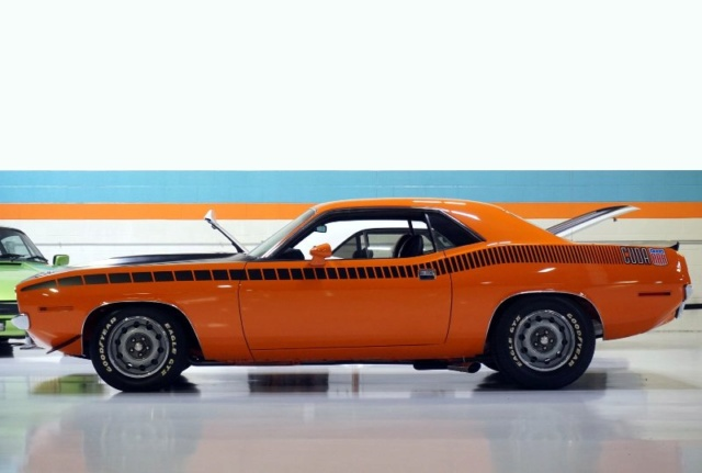 La Barracuda AAR 1970! REVELL  1970-p10