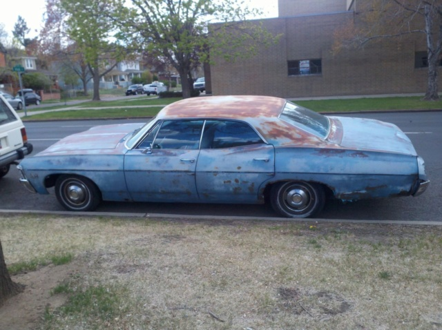 1967 Impala 4 portes «Super Natural» 3951b310