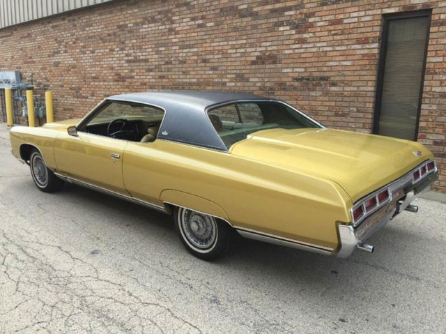 1971 Chevrolet Impala Custom coupe, (Restauration) 50242010