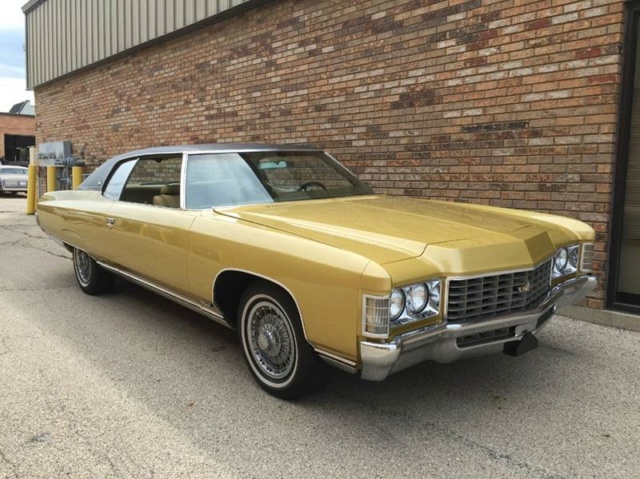 1971 Chevrolet Impala Custom coupe, (Restauration) 977da110