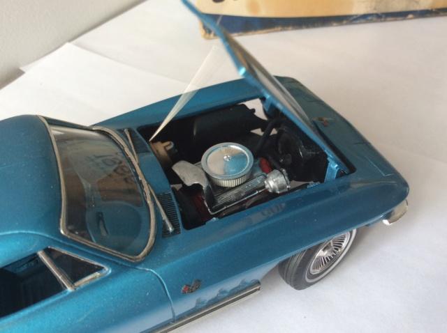1966 Corvette Stingray! MPC , terminé  B6d00e10