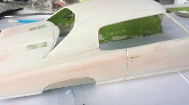 1971 Chevrolet Impala Custom coupe, (Restauration) Bdb68610