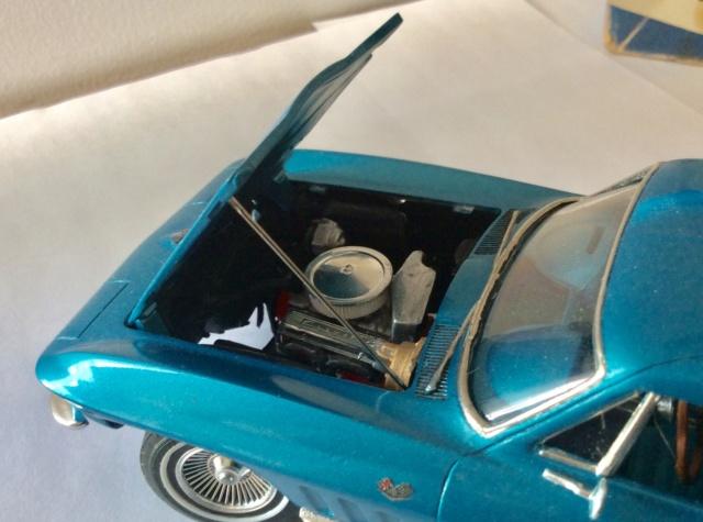 1966 Corvette Stingray! MPC , terminé  C53c9d10