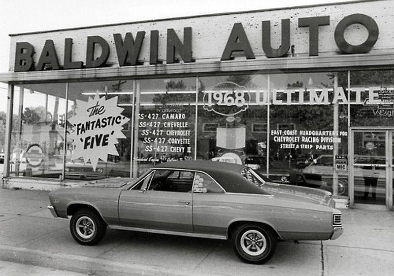 1970½ Camaro Baldwin Motion E0b67a10