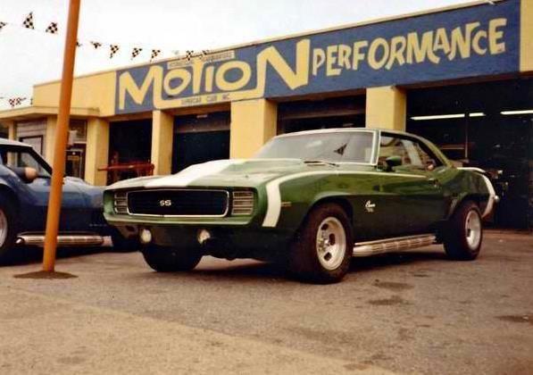1970½ Camaro Baldwin Motion E4ecc610