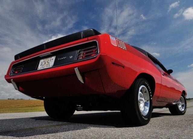 La Barracuda AAR 1970! REVELL  Fl011510