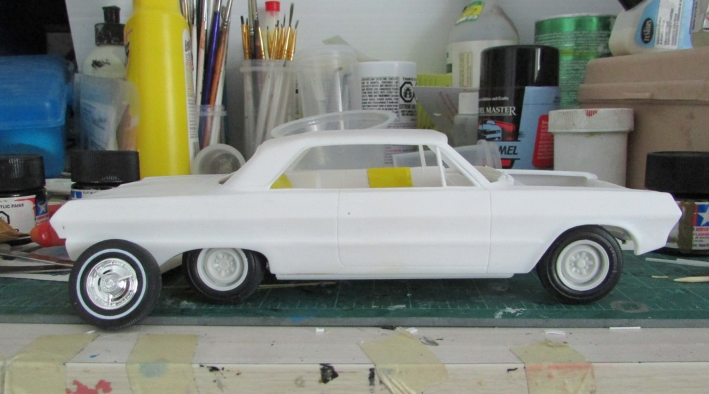 1963 Chevrolet Impala SS 409 Img_4824