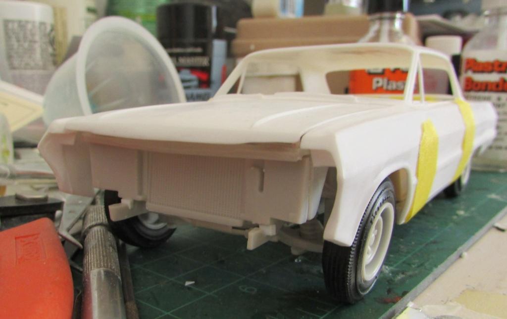 1963 Chevrolet Impala SS 409 Img_4835
