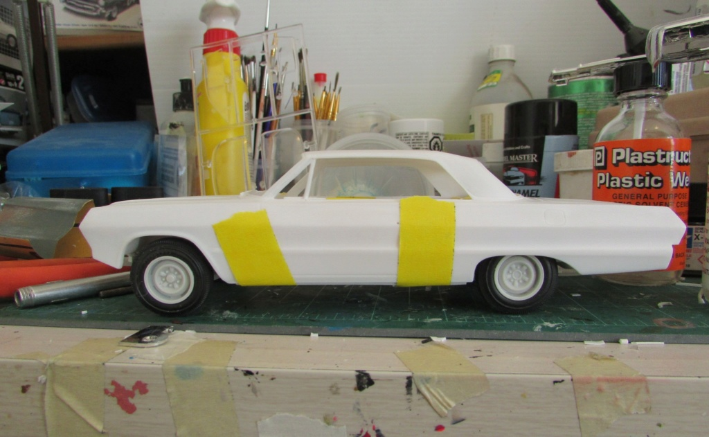 1963 Chevrolet Impala SS 409 Img_4854