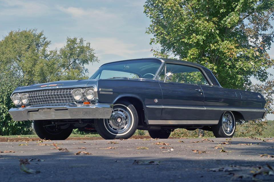 1963 Chevrolet Impala SS 409 Lf10