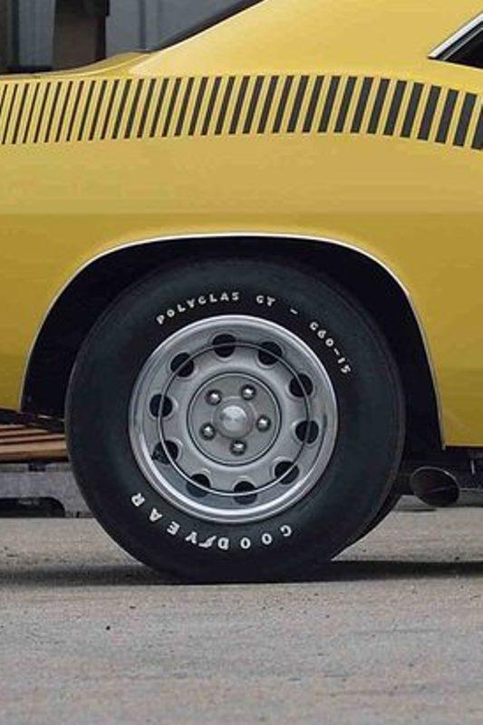 La Barracuda AAR 1970! REVELL  Sc051710