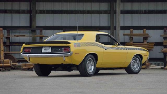 La Barracuda AAR 1970! REVELL  Sc051712