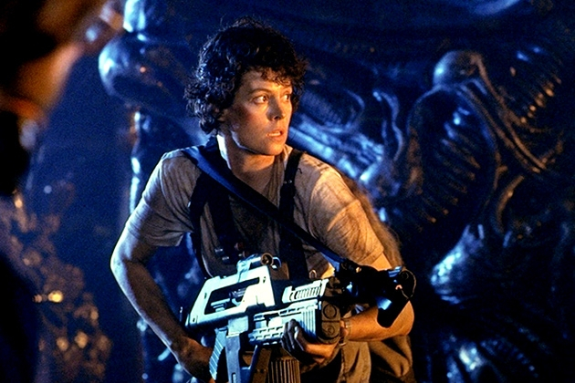 Lieutenant RIPLEY- Aliens -Eaglemoss Aliens10