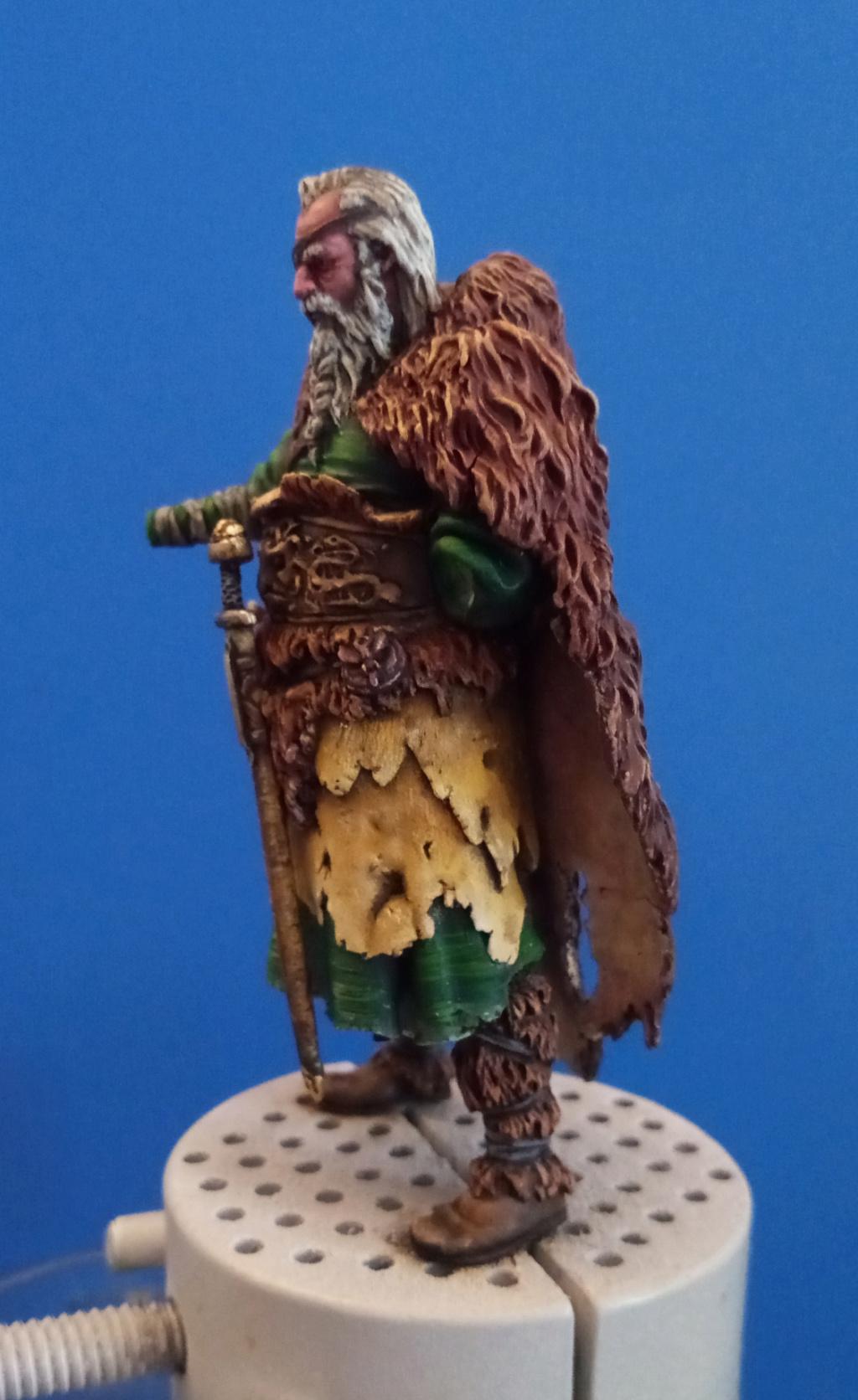 Guerrier viking - masterclass- 75mm - Terminé - Page 2 P_201302