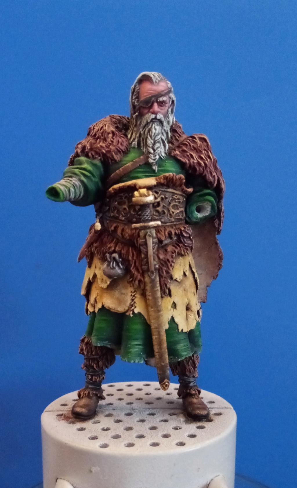 Guerrier viking - masterclass- 75mm - Terminé - Page 2 P_201303