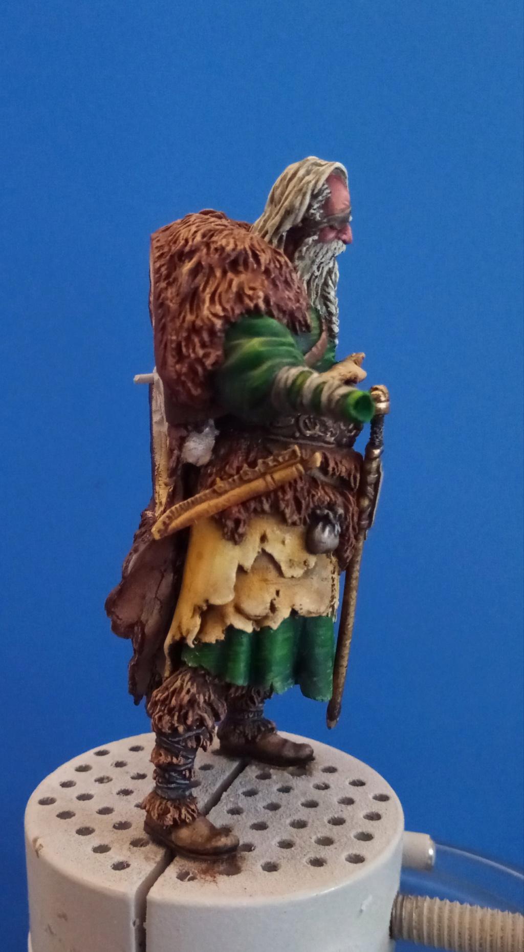 Guerrier viking - masterclass- 75mm - Terminé - Page 2 P_201305