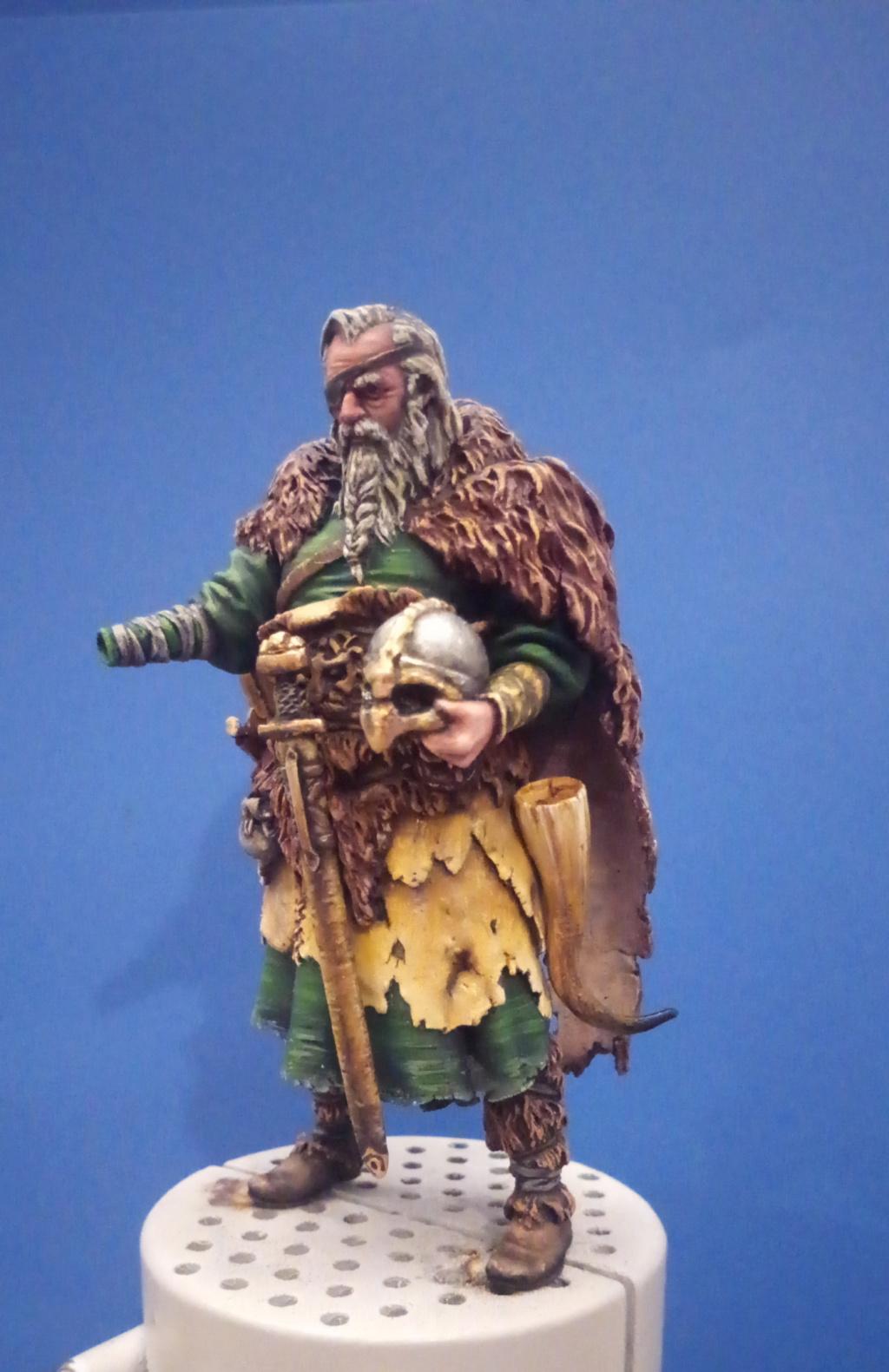 Guerrier viking - masterclass- 75mm - Terminé - Page 2 P_201311