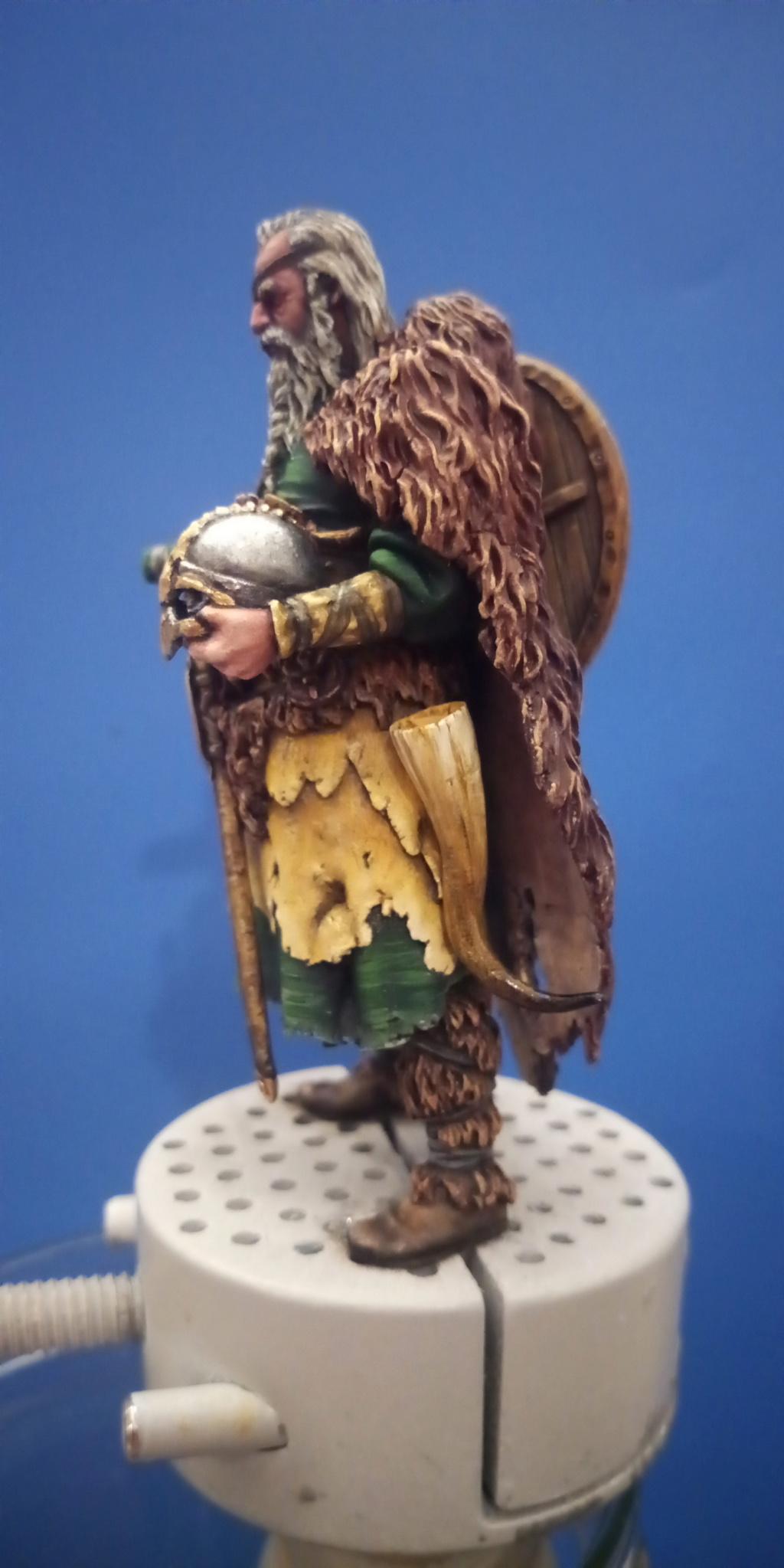 Guerrier viking - masterclass- 75mm - Terminé - Page 2 P_201312