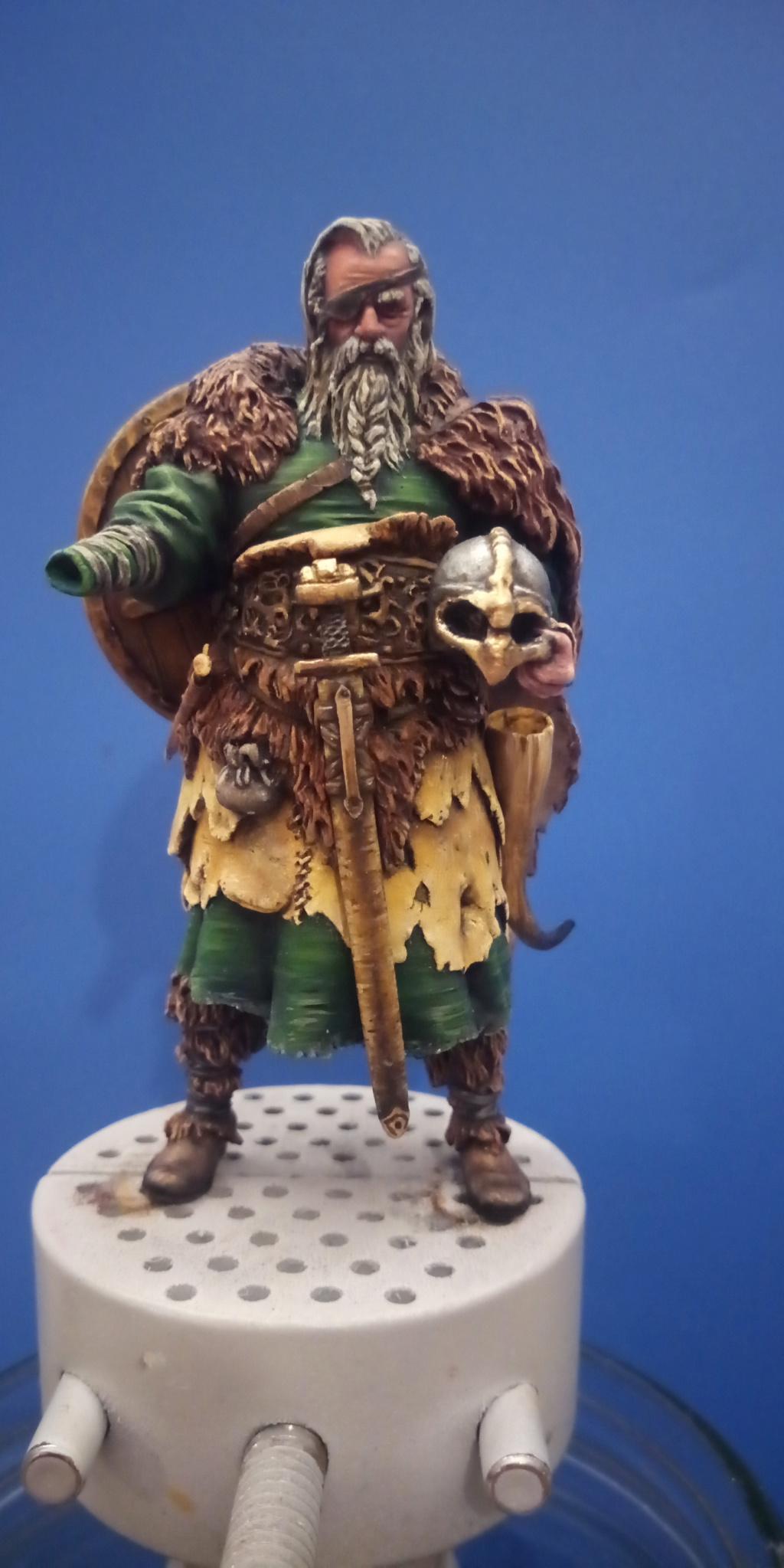 Guerrier viking - masterclass- 75mm - Terminé - Page 2 P_201313