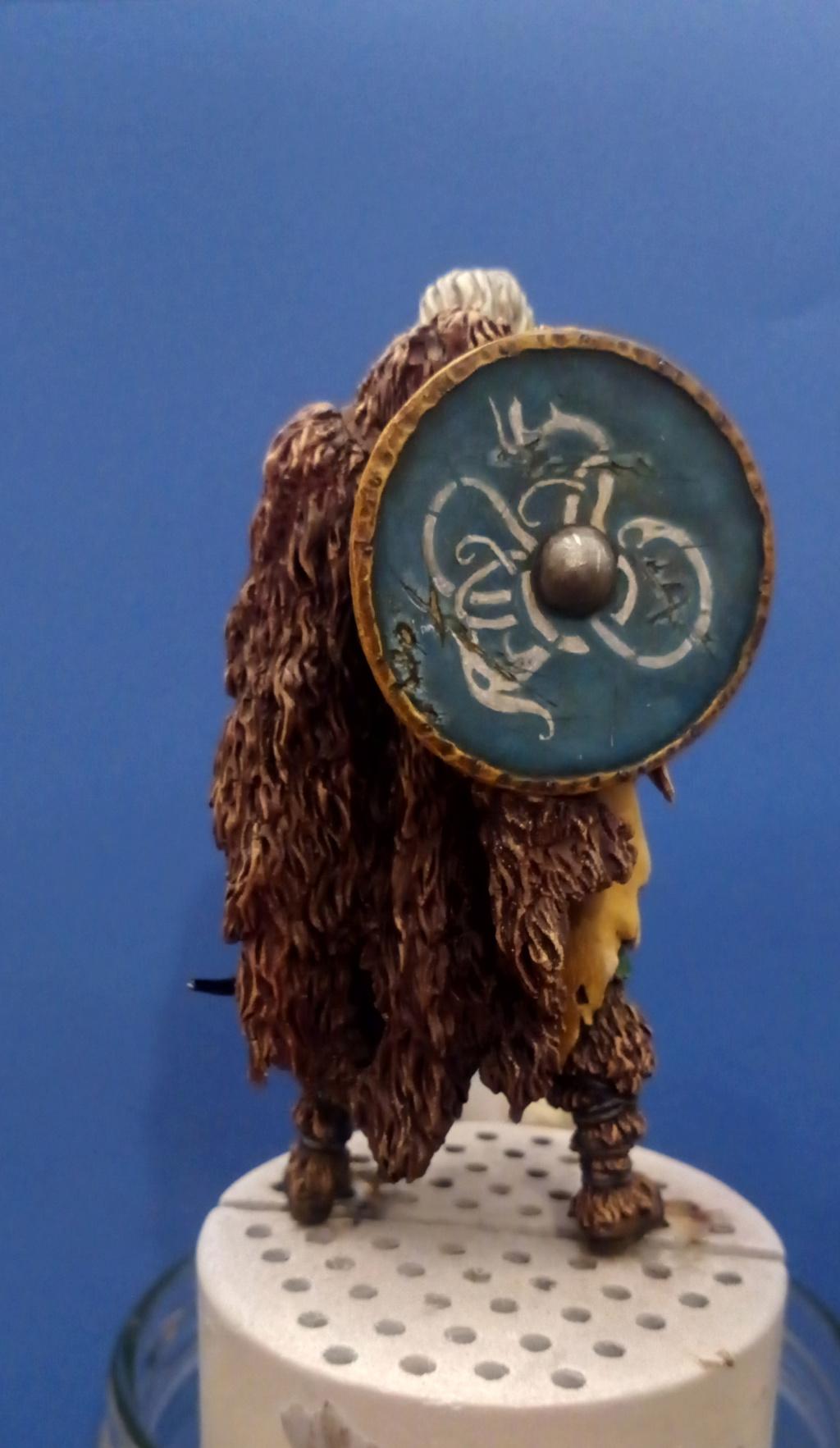 Guerrier viking - masterclass- 75mm - Terminé - Page 2 P_201314