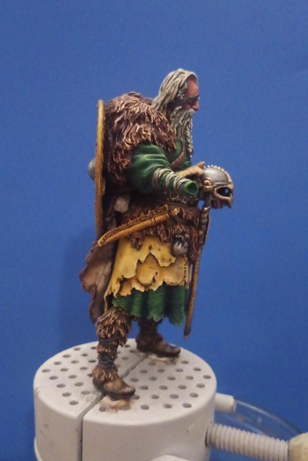Guerrier viking - masterclass- 75mm - Terminé - Page 2 P_201315