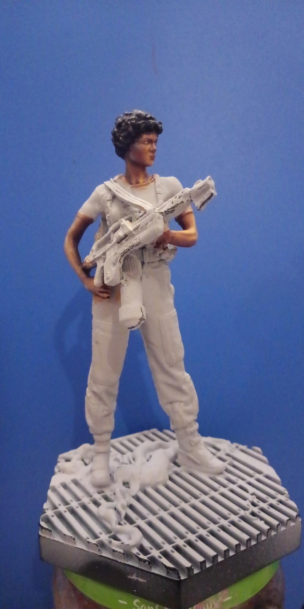Lieutenant RIPLEY- Aliens -Eaglemoss P_202201
