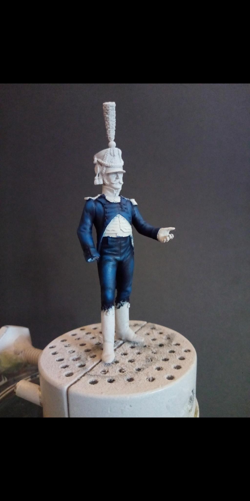 Officier de voltigeur d infanterie légère - terminé Scree168