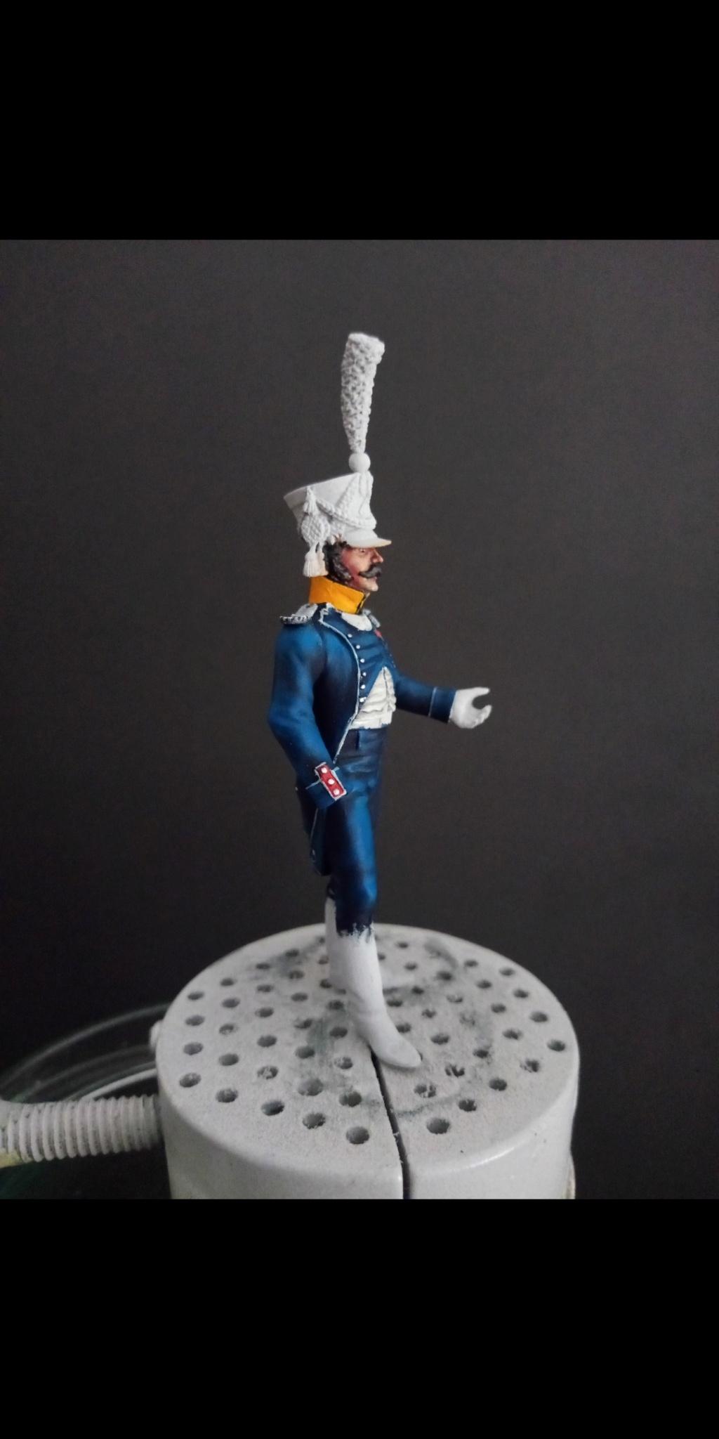 Officier de voltigeur d infanterie légère - terminé Scree169