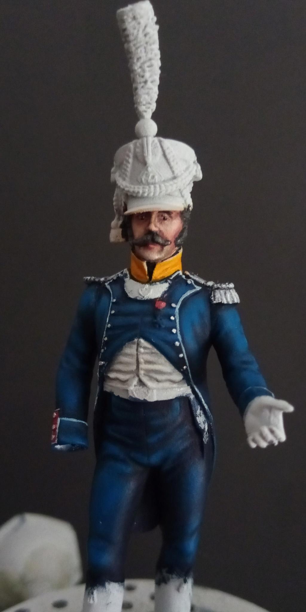 Officier de voltigeur d infanterie légère - terminé Scree173