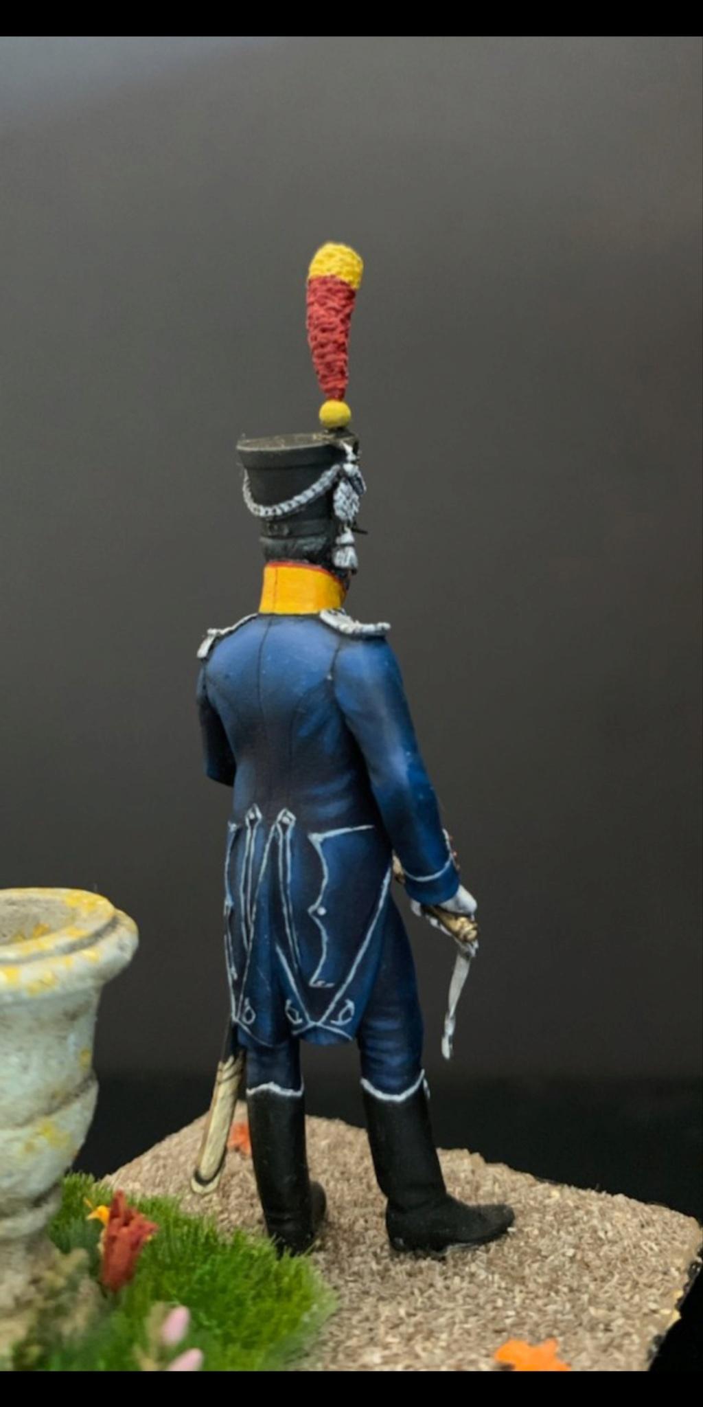 Officier de voltigeur d infanterie légère - terminé Scree185