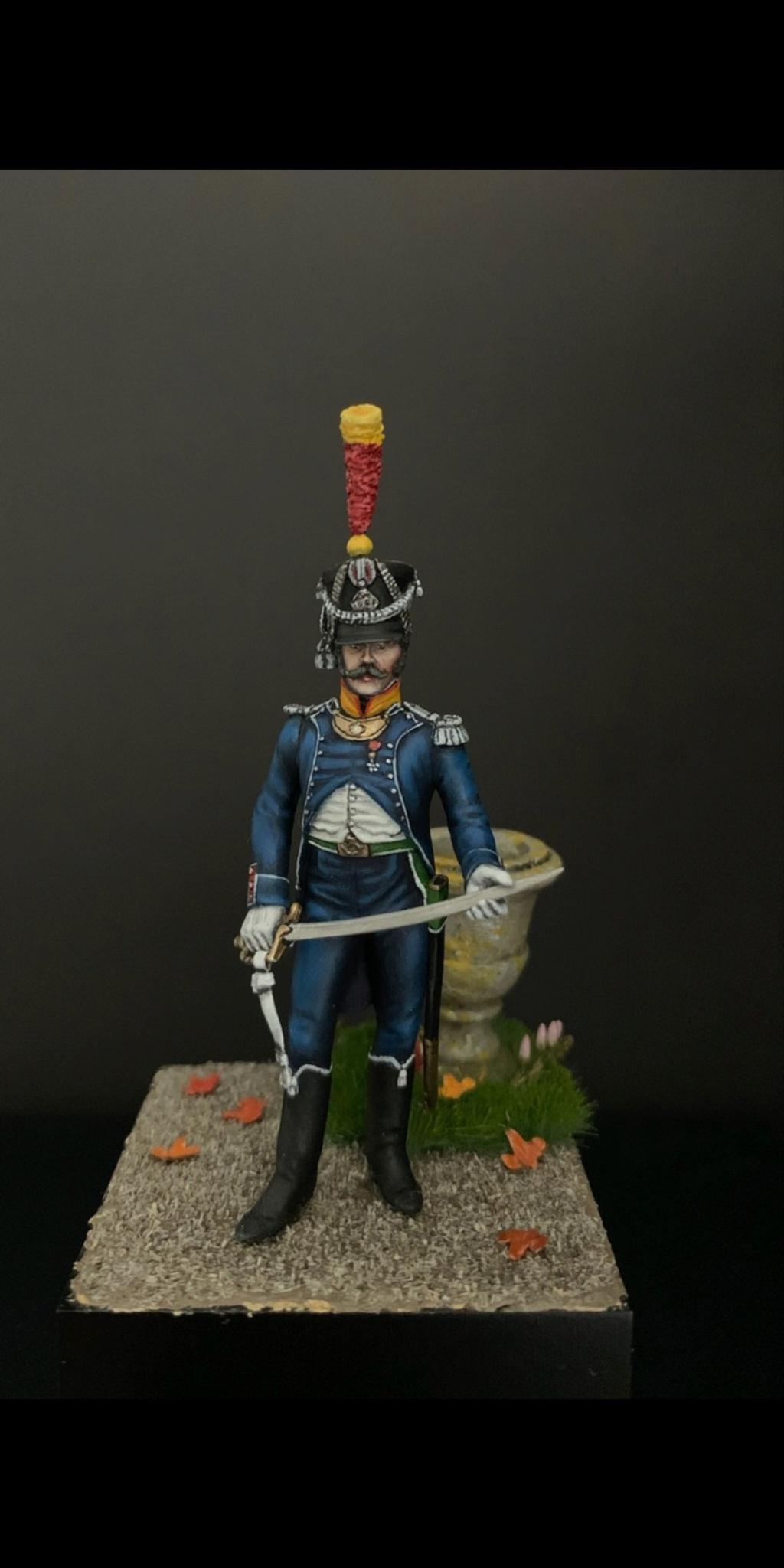 Officier de voltigeur d infanterie légère - terminé Scree186