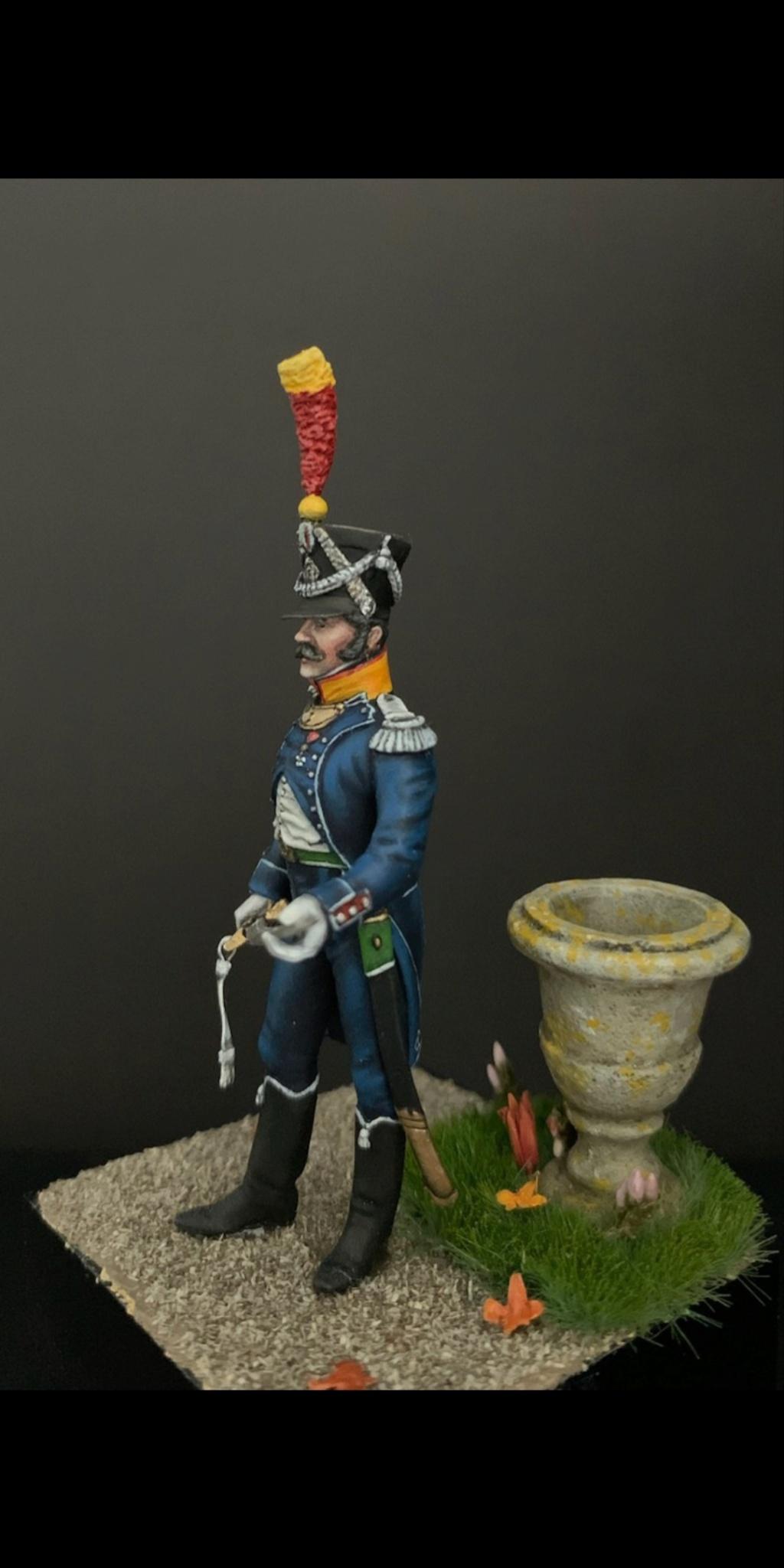 Officier de voltigeur d infanterie légère - terminé Scree187