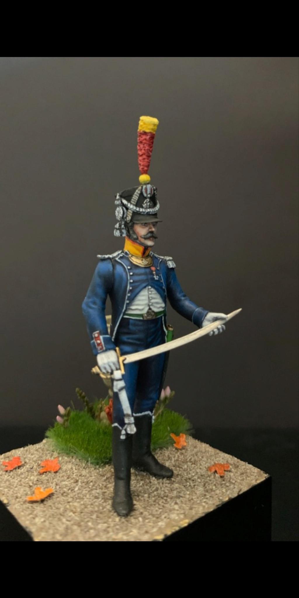 Officier de voltigeur d infanterie légère - terminé Scree188