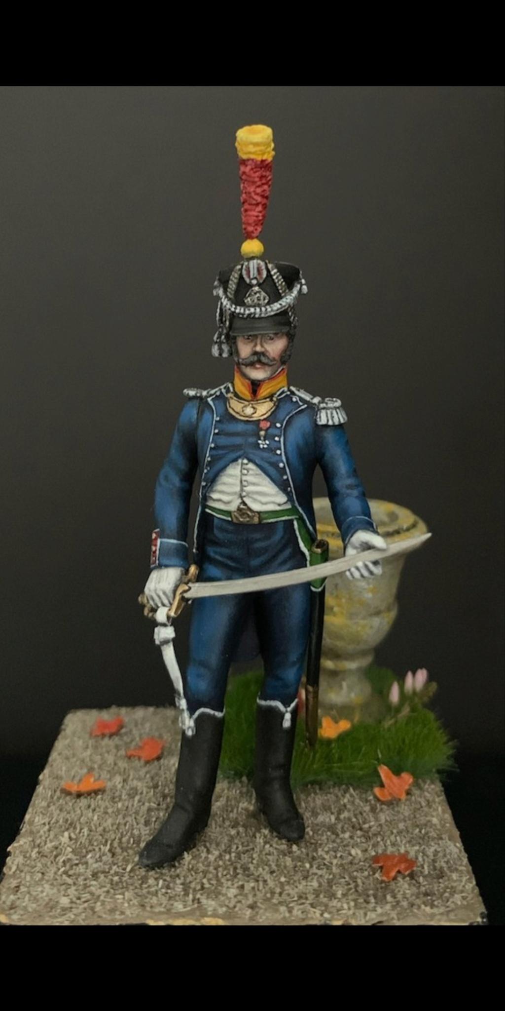 Officier de voltigeur d infanterie légère - terminé Scree189